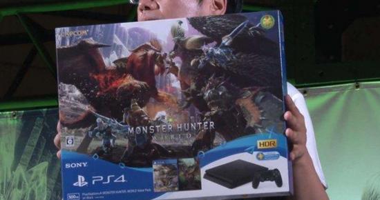 《怪物猎人世界》廉价版正式公
