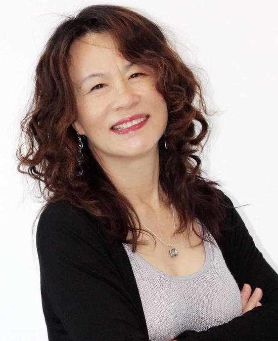 DOGI共同创办人、首席商务 Shirley Lin 林青鸿