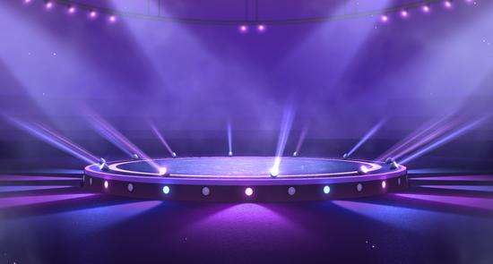 《永远的7日之都》新场景——马戏团帐篷舞台