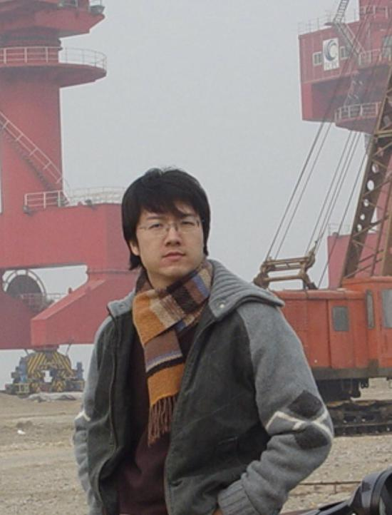 GameGene CEO 浦锦明