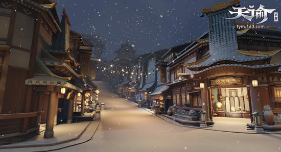 下雪的苏澜,不来看看吗?