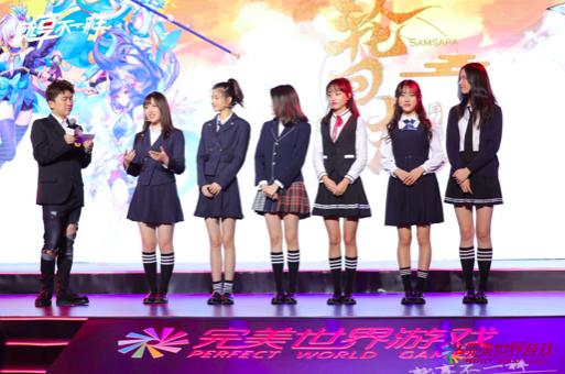 《轮回诀》神话守护计划首批守护者SNH48