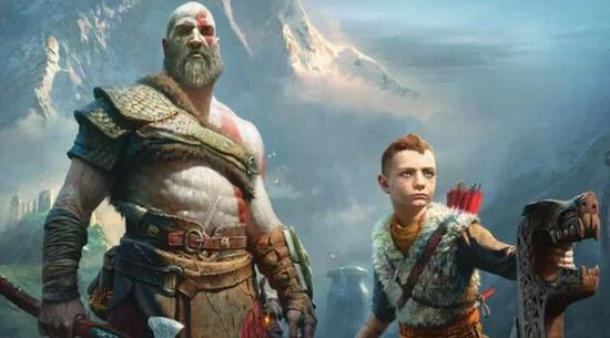 《战神4》成PS史上首月销量最高游戏