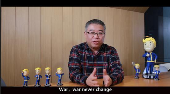 盛大游戏副总裁 陈光 接受采访