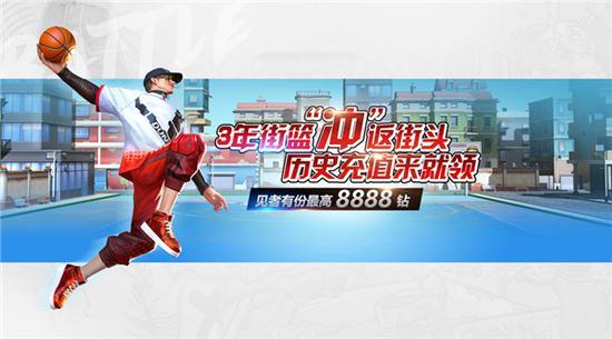 《【煜星平台官网】海量福利助阵《街篮2》全平台首发定档8.19!》