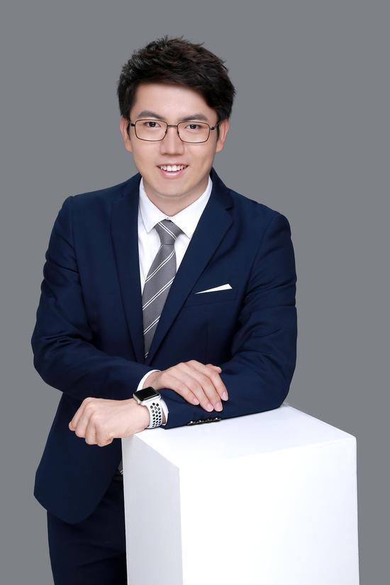 哈希世界CEO 贾英昊
