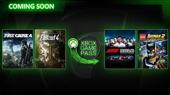 Xbox新游速递:《正当防卫 4》《乐高蝙蝠侠 2》