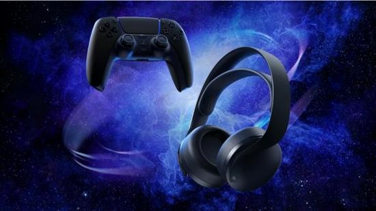 "PS5""午夜黑""脉冲3D无线耳机公开 10月29日正式发售"