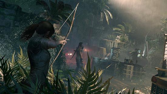 制作人确认《古墓丽影:暗影》将包含多人在线模式