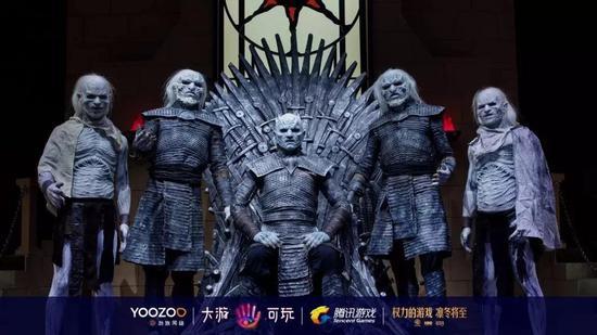 铁王座与异鬼