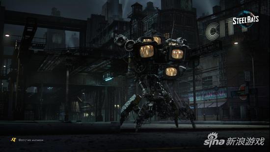 新感觉摩托车动作游戏《钢铁鼠》 PS4版将于11月29日发售