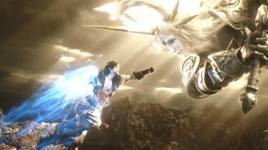 """《最终幻想14》公布5.0""""漆�\の反逆者"""""""