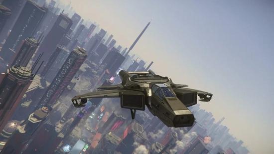 《星际公民》Alpha3.5版已经正式向众筹参与玩家开放