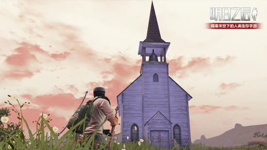 当地的小教堂