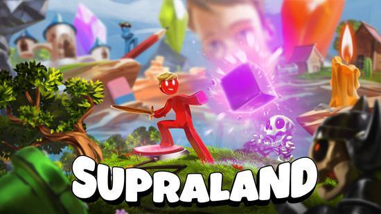 《Supraland》是一款第一人称冒险解谜游戏,于2019年4月5日发行。