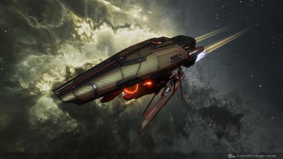 涅伽尔级舰船