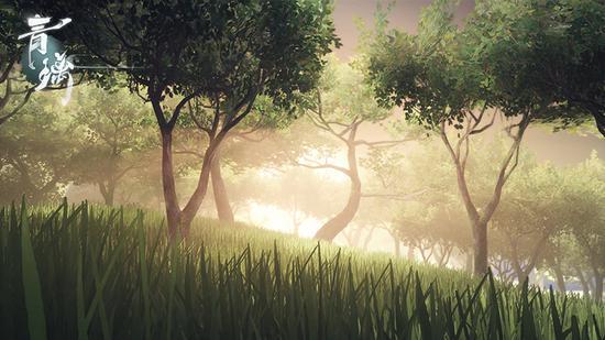 獨立新游《青璃》明日iOS正式上線 營造出屬于東方俠客的浪漫戰斗