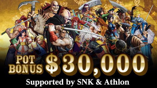 《侍魂 晓》EVO2019开金章勋赛在即 SNK加码奖金奖励