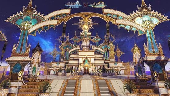 龙星领域内《古剑奇谭三》天鹿城岛