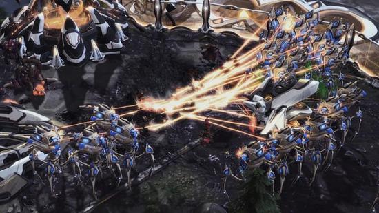 【天龙扑克】《星际争霸2》10周年:官方发布10周年纪念视频和重大更新