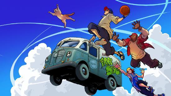《【煜星注册平台】Freestyle回忆录 盘点《街头篮球》大神趣事》