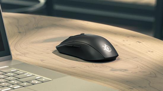 《【煜星公司】400小时续航+双无线!赛睿发布全新Rival 3 Wireless游戏鼠标》
