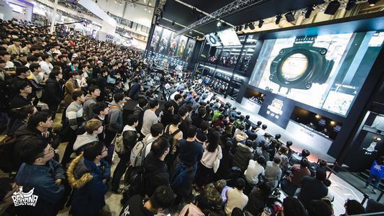 2017 PUBG Gstar 亚洲邀请赛,亚洲第一,洲际赛事最大规模,最高收视率