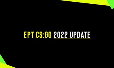 ESL公布EPT改制计划 里约Major或将回归