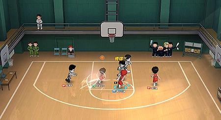 浅谈《灌篮高手》游戏如何提升投篮命中率