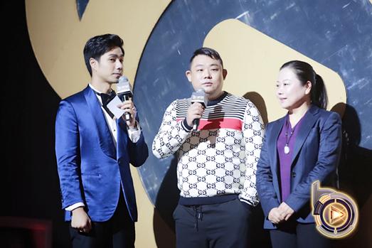 """游久游戏CEO刘亮和奥运射击冠军陶璐娜的""""师生搭档"""""""