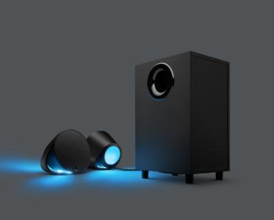 罗技G560 PC游戏音箱