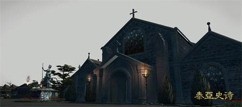 教堂,在欧洲随处可见