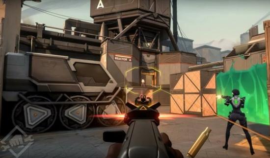 IGN泄露拳头FPS新作《Valorant》全新截图