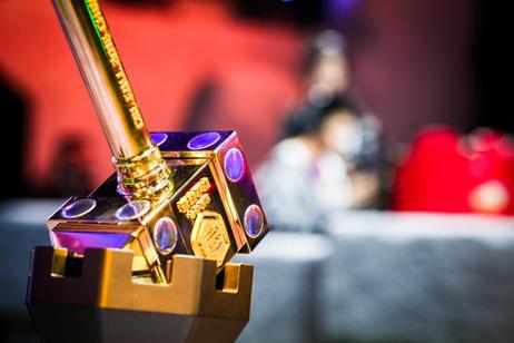 只属于冠军的黄金战锤