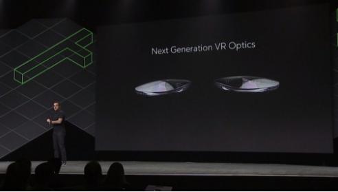 Oculus Rift代码显示 Oculus Rift S新头显将内置摄像头 软件IPD调整