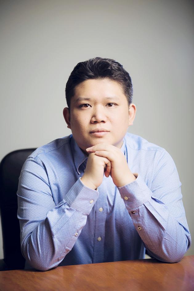 白鹭科技创始人兼CEO陈书艺简介