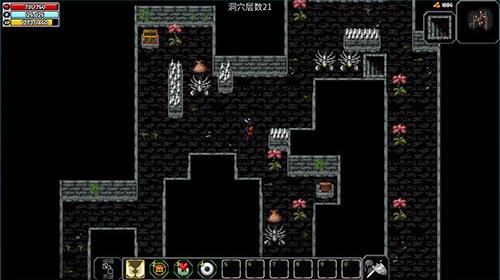 《魔法洞穴2》的玩法简单又经典
