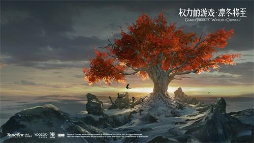 剧情过场画面:心树试炼