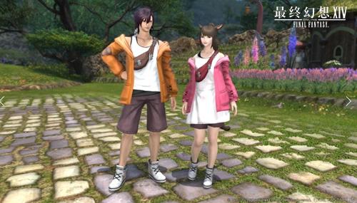 《最终幻想14》今日更新5.41  Fanfest2021转播抽奖送LV
