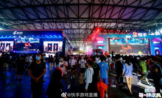 持续赋能游戏内容创作者,快手游戏China Joy公布《开放共赢计划》