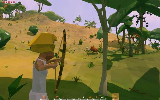 DIY游戏世界,从生存到创造