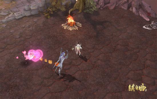 战斗之中,桃桃巫特效、实力兼具