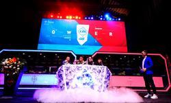 英雄联盟发展联赛开幕式仪式图片