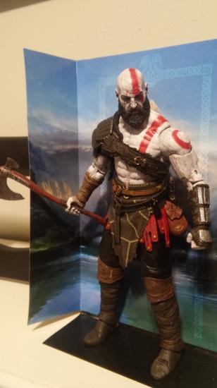 《战神4》将于2018年初发售,PS4独占。