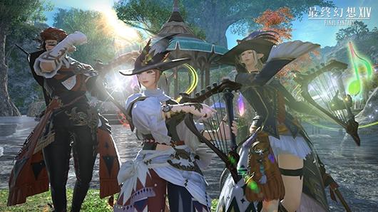 《最终幻想14》国服4.15版本烈羽争锋今日来袭