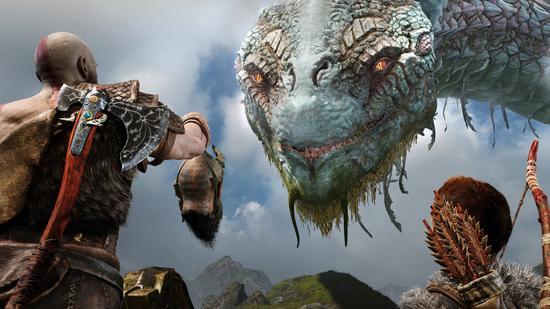 """按照北欧神话、奎托斯的朋友""""尘世巨蟒""""会与雷神索尔有一战"""