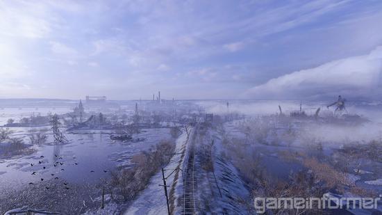 开场序曲、早春、穿越冰原桥梁进入横跨整个俄国的列车
