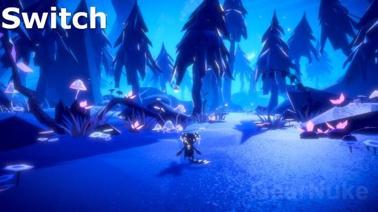 《Fe》Switch版对比PS4版画面 特效美妙优化