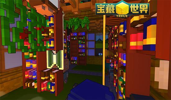 私宅变身《宝藏世界》解密空间利用法则