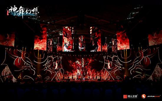 传承数千载的傩舞登上《神舞幻想》品牌盛典舞台